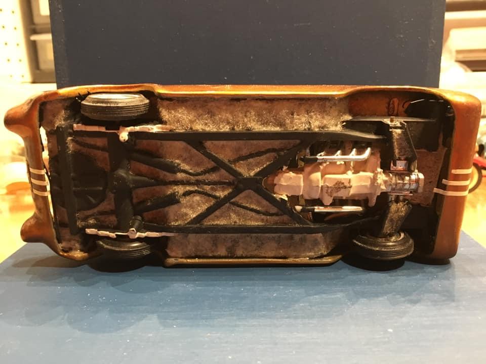 Vintage built automobile model kit survivor - Hot rod et Custom car maquettes montées anciennes - Page 14 72606510