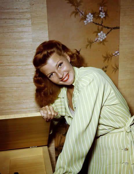 Rita Hayworth - Actrice 72642710