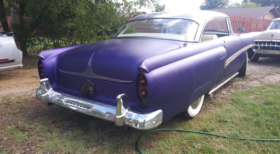 Mercury 1955 - 1956 Custom & mild custom - Page 3 72679510