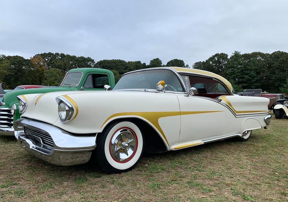 Oldsmobile 1955 - 1956 - 1957 custom & mild custom - Page 5 72761510