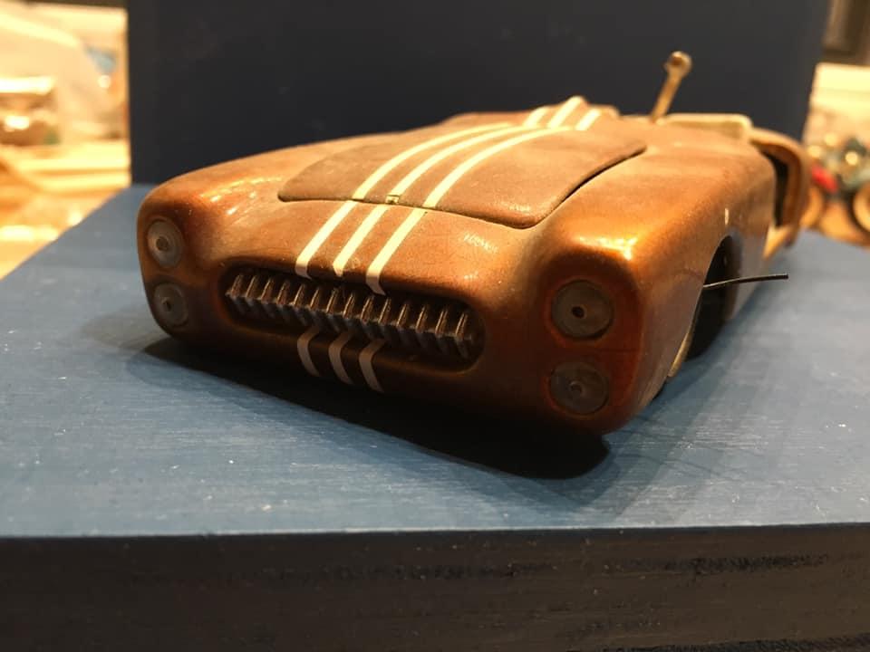 Vintage built automobile model kit survivor - Hot rod et Custom car maquettes montées anciennes - Page 14 72858410