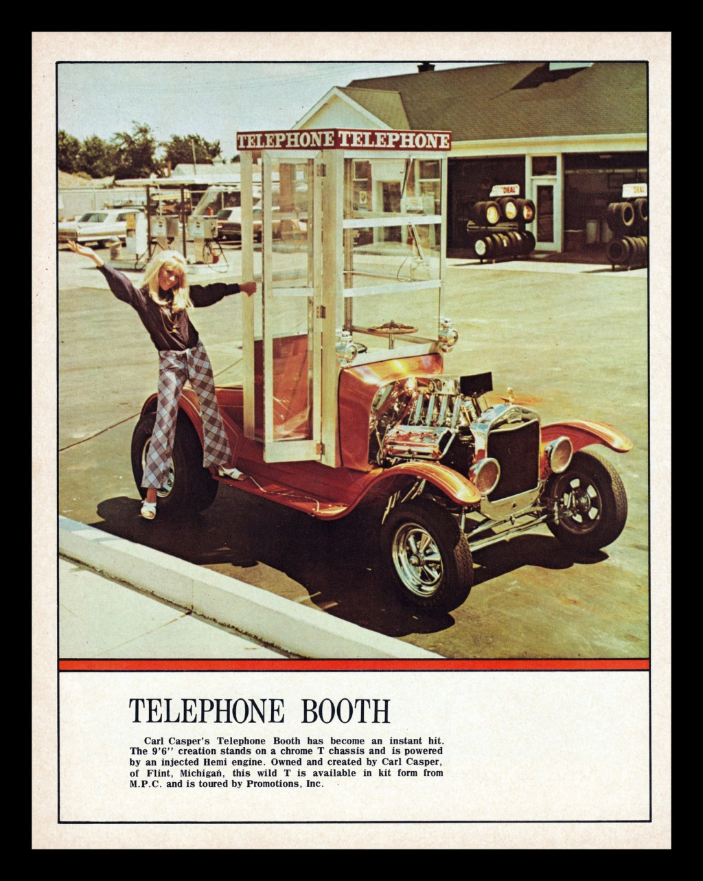 Hot Rod Show World Program, 1970 73597811
