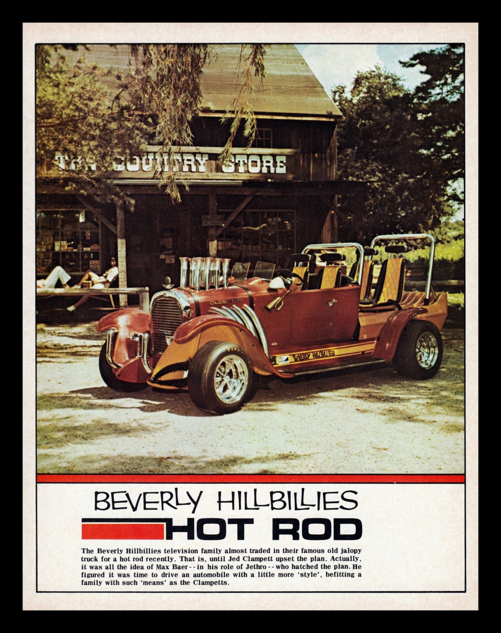 Hot Rod Show World Program, 1970 73598910
