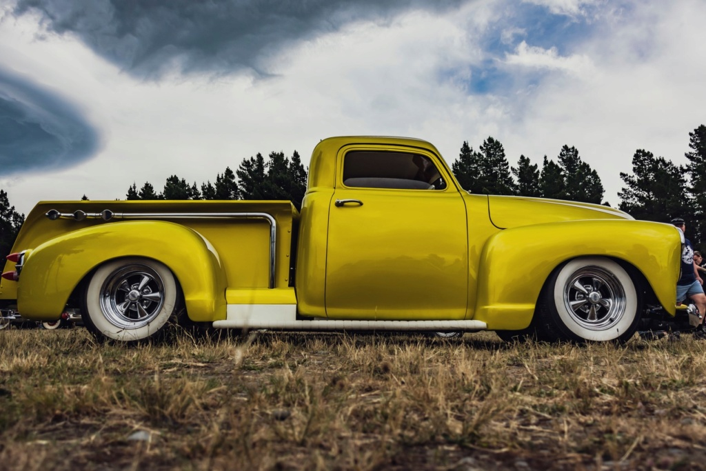 Chevy Pick up 1947 - 1954 custom & mild custom - Page 4 77224311