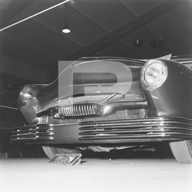 1950 Mercury - Blue Mirage - Sonny Morris built by Joe Bailon 77596110