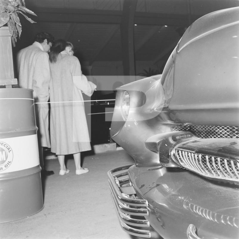 1950 Mercury - Blue Mirage - Sonny Morris built by Joe Bailon 77596210