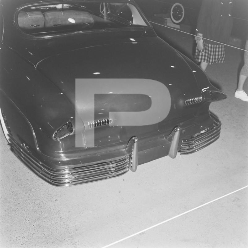 1950 Mercury - Blue Mirage - Sonny Morris built by Joe Bailon 77596310