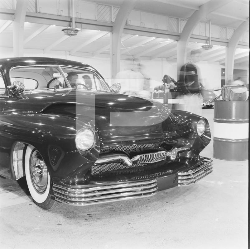1950 Mercury - Blue Mirage - Sonny Morris built by Joe Bailon 77605510