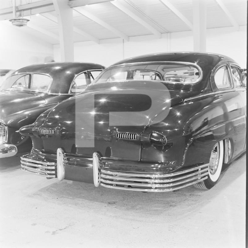 1950 Mercury - Blue Mirage - Sonny Morris built by Joe Bailon 77605610