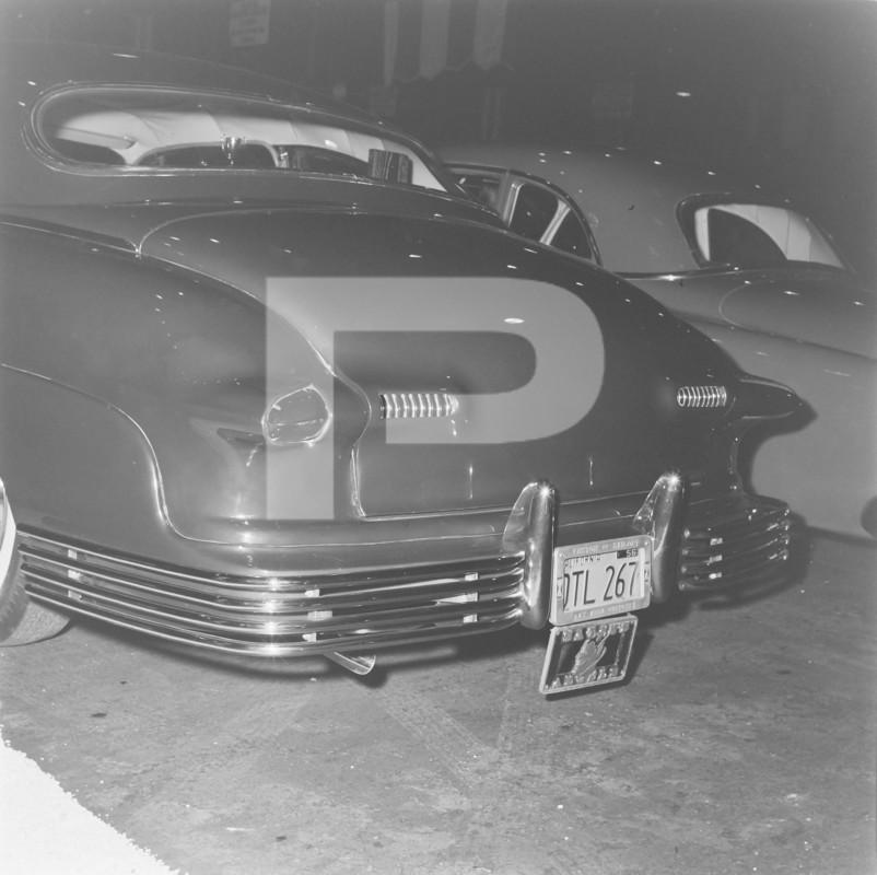 1950 Mercury - Blue Mirage - Sonny Morris built by Joe Bailon 77772610