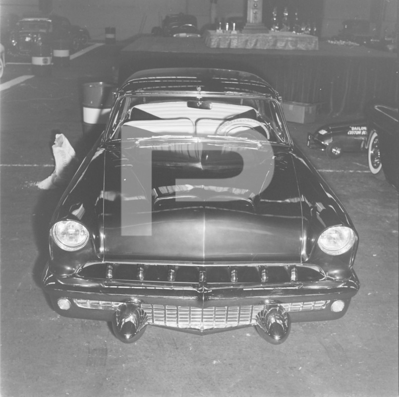 1952 Mercury - Ed Russell - Joe Bailon 77780410