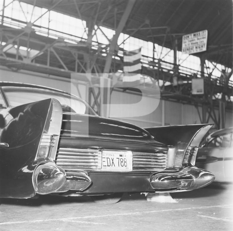 1952 Mercury - Ed Russell - Joe Bailon 77780710
