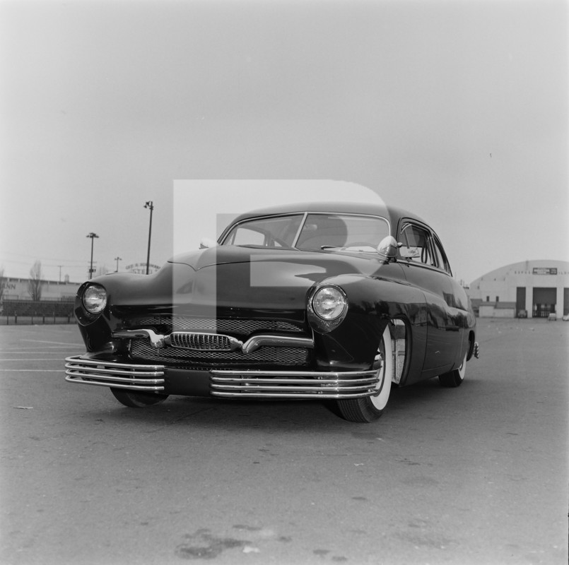 1950 Mercury - Blue Mirage - Sonny Morris built by Joe Bailon 77810410