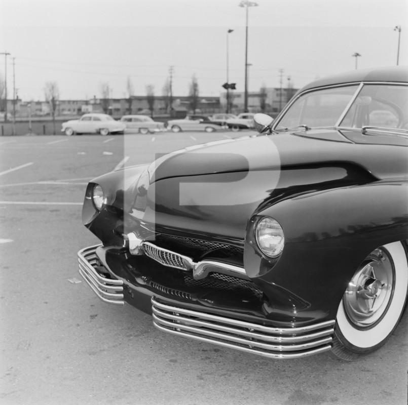 1950 Mercury - Blue Mirage - Sonny Morris built by Joe Bailon 77810610