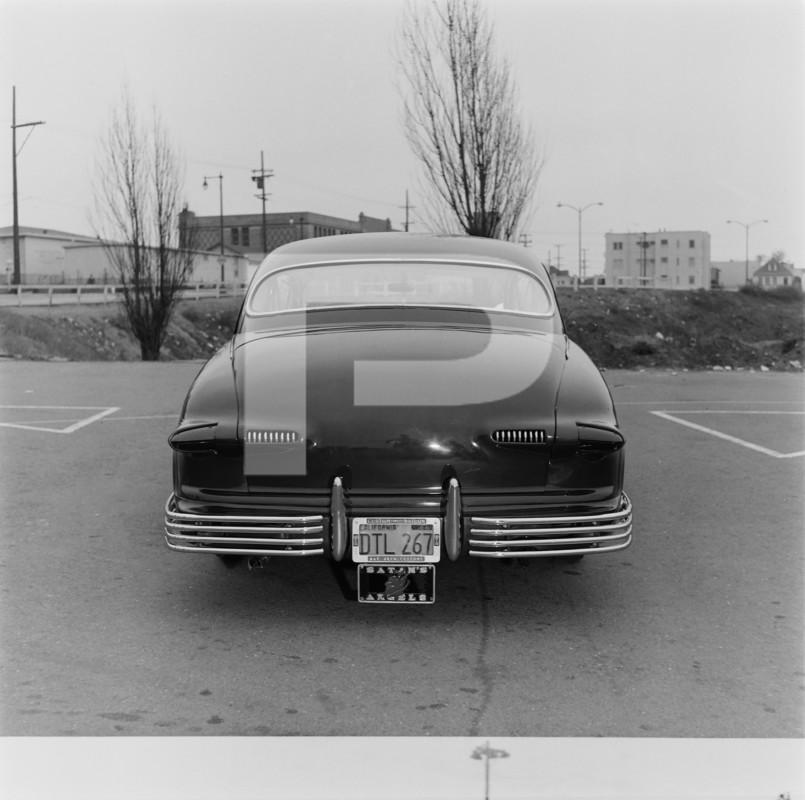 1950 Mercury - Blue Mirage - Sonny Morris built by Joe Bailon 77810710
