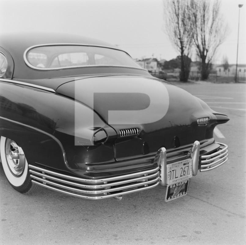 1950 Mercury - Blue Mirage - Sonny Morris built by Joe Bailon 77810810