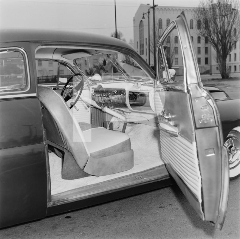 1950 Mercury - Blue Mirage - Sonny Morris built by Joe Bailon 77811110