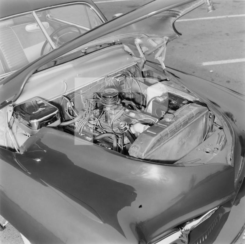 1950 Mercury - Blue Mirage - Sonny Morris built by Joe Bailon 77811210