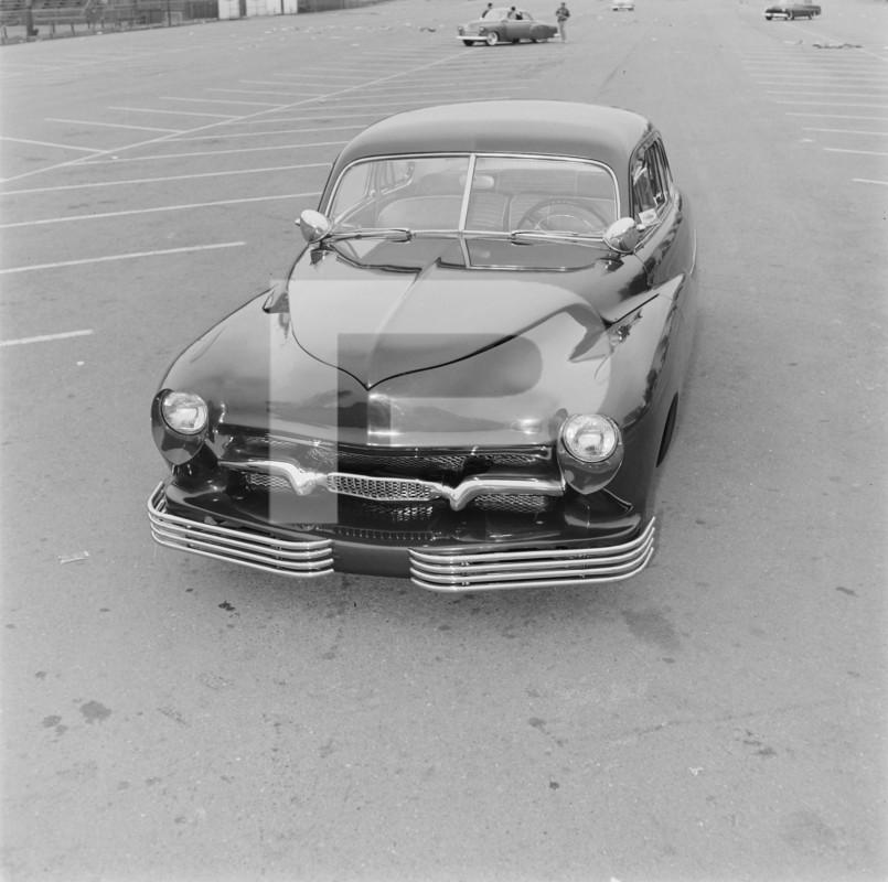 1950 Mercury - Blue Mirage - Sonny Morris built by Joe Bailon 77811310
