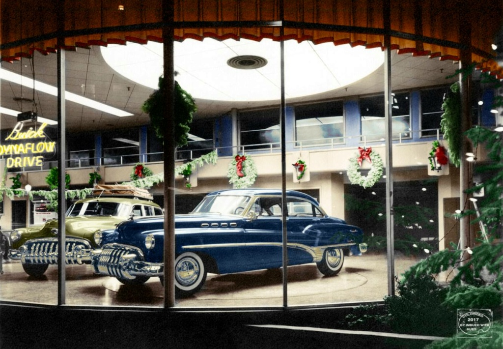 B & W Classic cars and vintage pics colorized by Imbued with hues 78173010