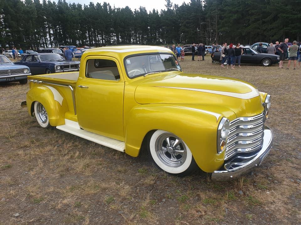 Chevy Pick up 1947 - 1954 custom & mild custom - Page 4 78187210