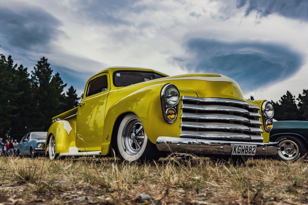 Chevy Pick up 1947 - 1954 custom & mild custom - Page 4 78838910