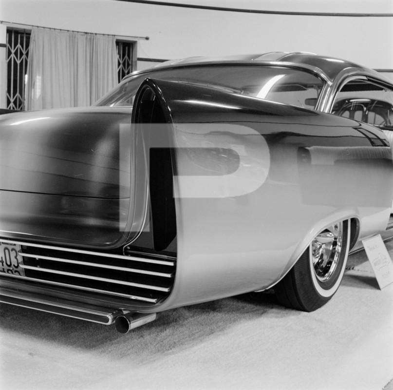 1957 Mercury - Jade Idol - Gene Winfield 78937410