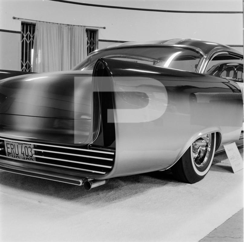 1957 Mercury - Jade Idol - Gene Winfield 78937510