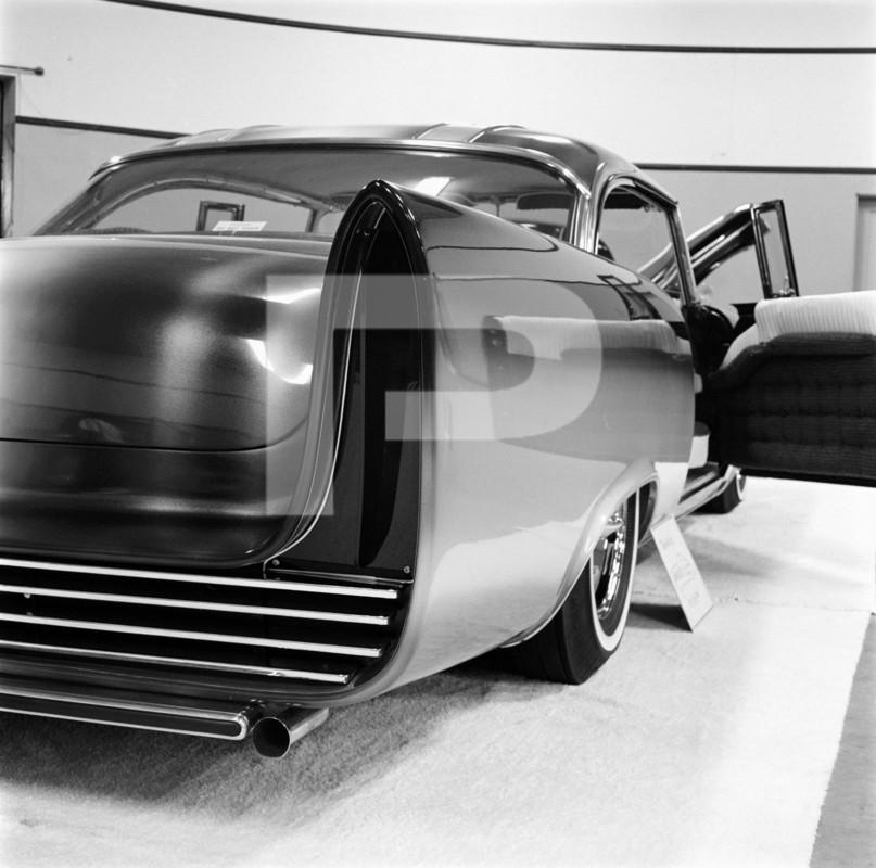 1957 Mercury - Jade Idol - Gene Winfield 78937610