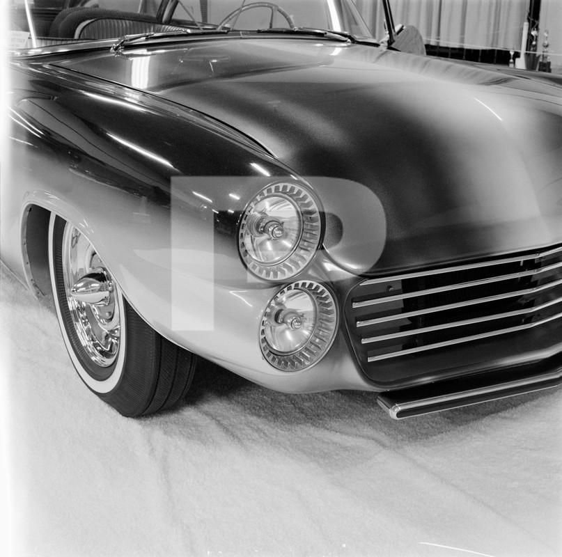 1957 Mercury - Jade Idol - Gene Winfield 78939310