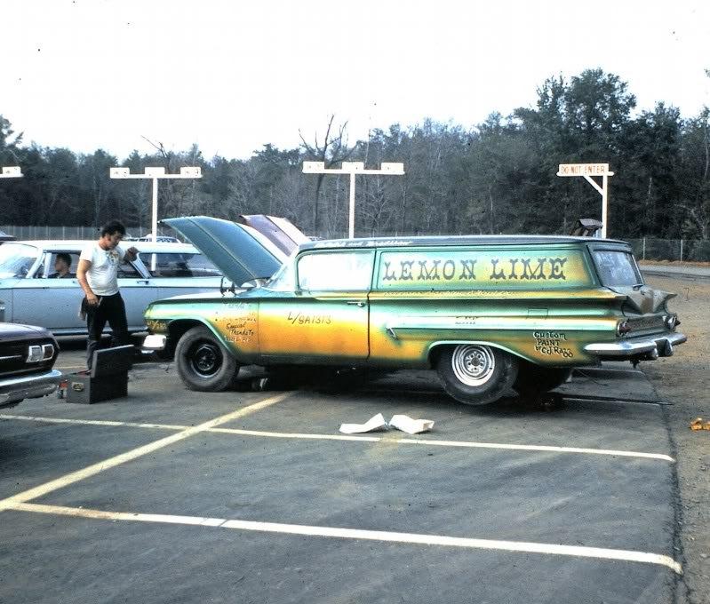 1960's GM gasser 79316210