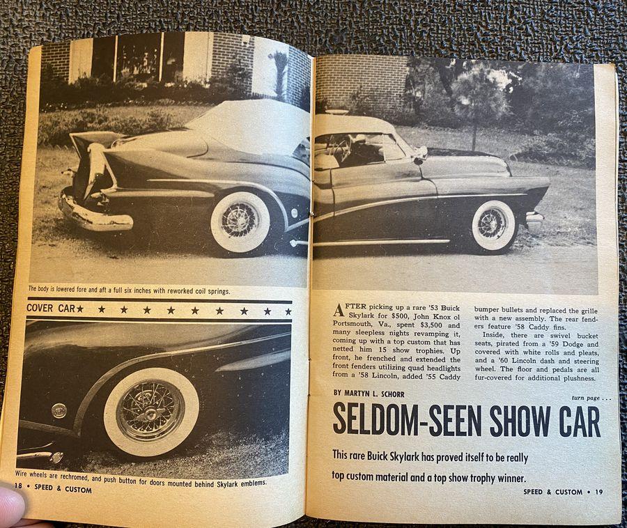 1953 Buick Skylark - John Knox 79454313