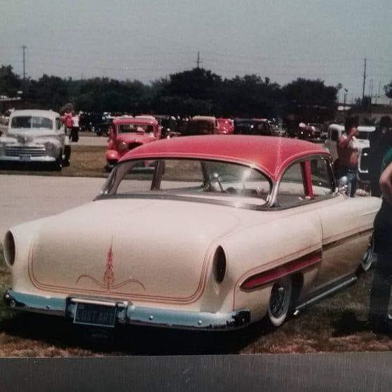 Chevy 1953 - 1954 custom & mild custom galerie - Page 16 80645910