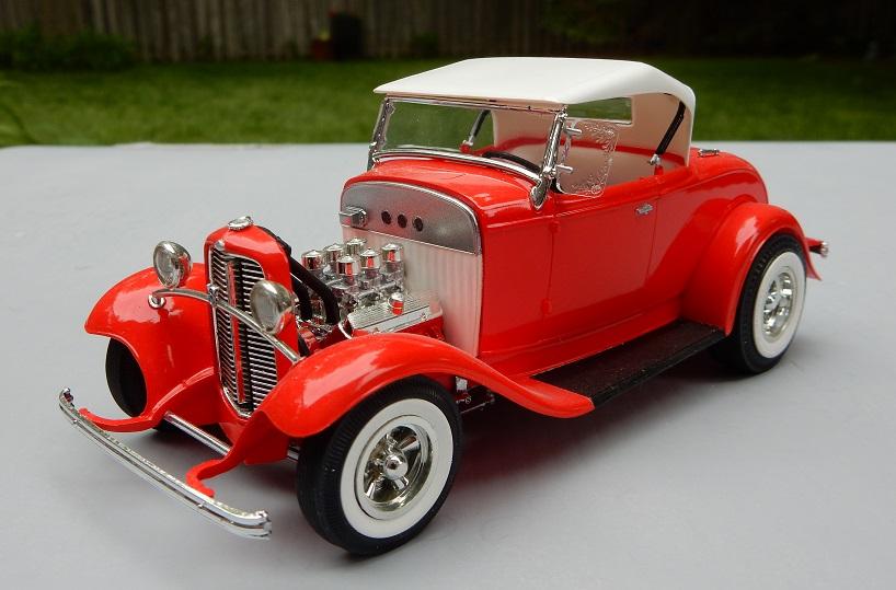 Vintage built automobile model kit survivor - Hot rod et Custom car maquettes montées anciennes - Page 14 80847210