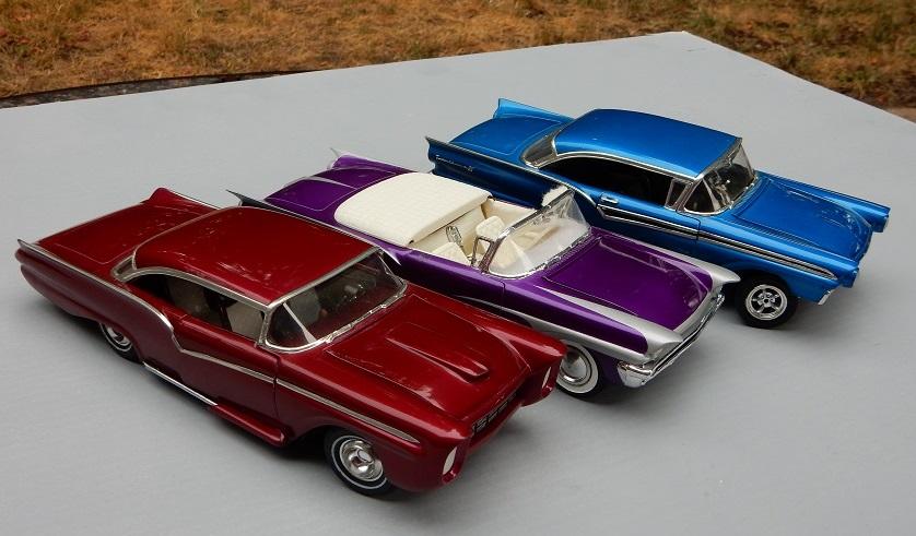 Vintage built automobile model kit survivor - Hot rod et Custom car maquettes montées anciennes - Page 14 81020810