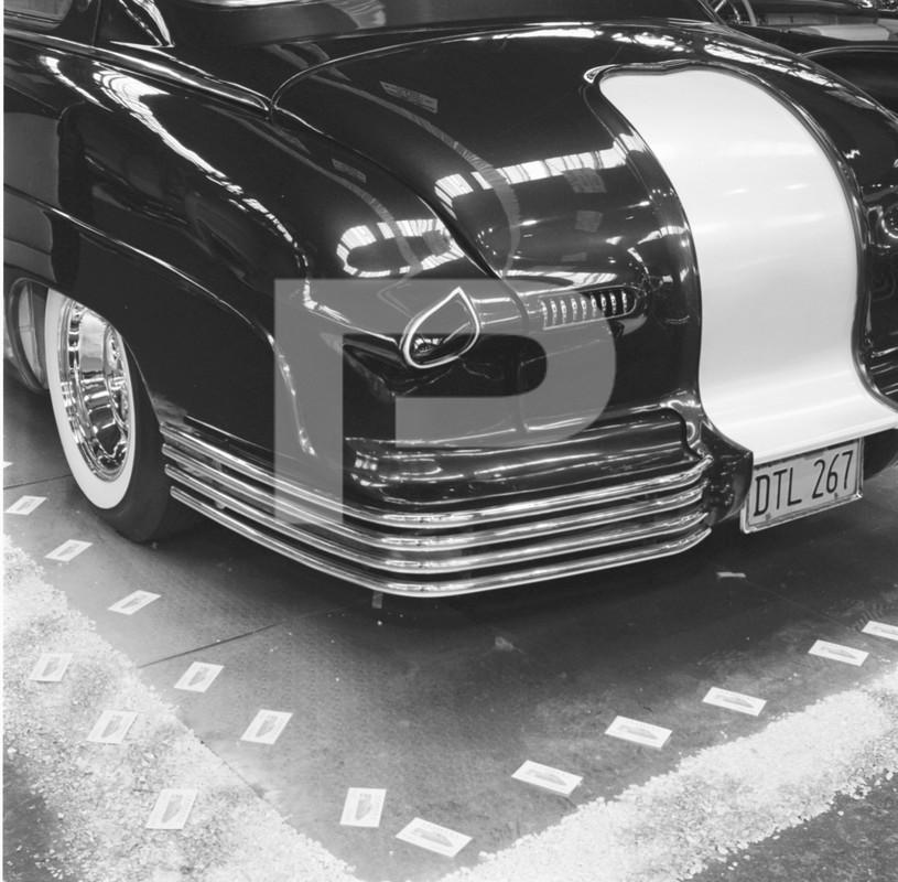 1950 Mercury - Blue Mirage - Sonny Morris built by Joe Bailon 81032910