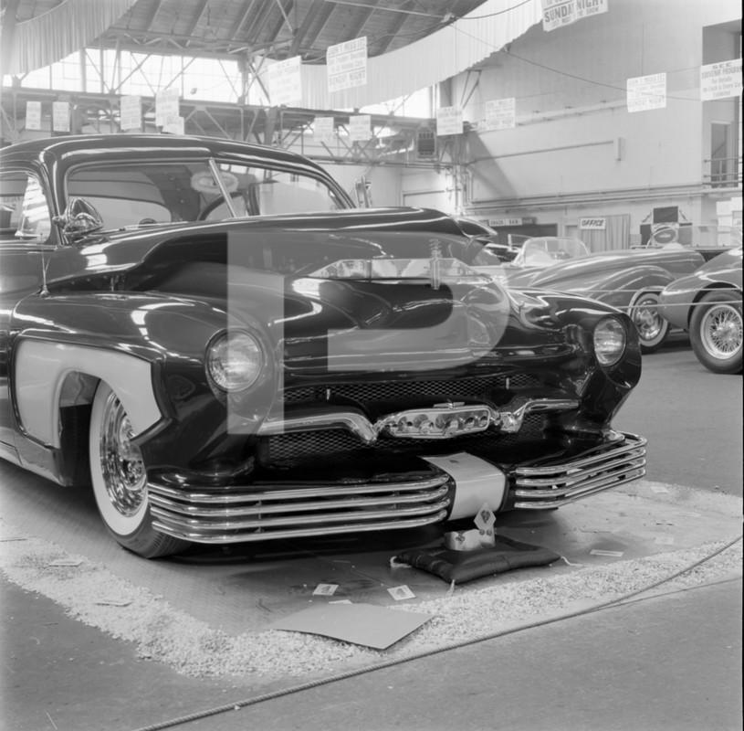 1950 Mercury - Blue Mirage - Sonny Morris built by Joe Bailon 81037010