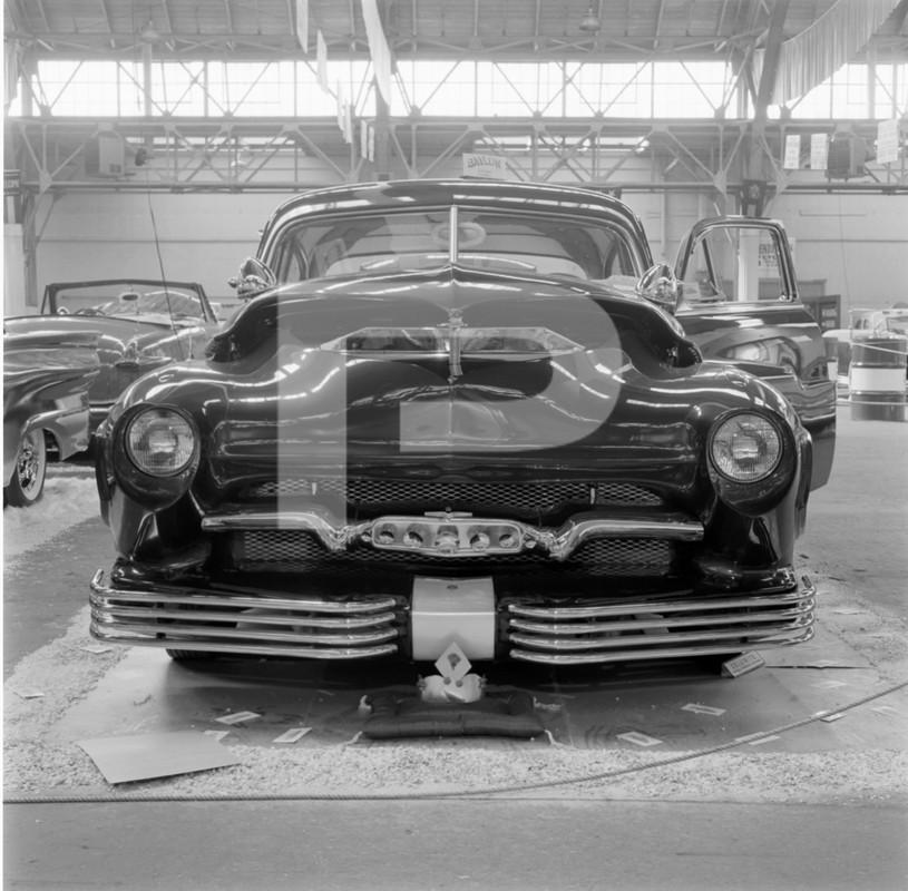 1950 Mercury - Blue Mirage - Sonny Morris built by Joe Bailon 81037110
