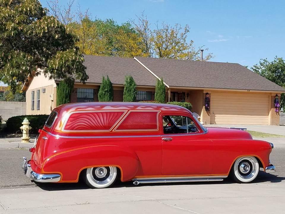 Chevy 1953 - 1954 custom & mild custom galerie - Page 16 81108610