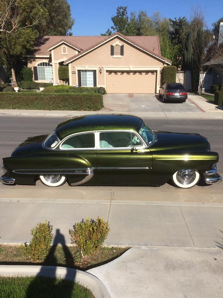 1954 Chevrolet -Rolling Fifty's -  Frank N Rachael Serna 81247710