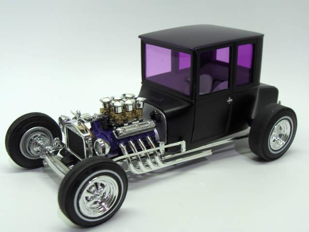 Vintage built automobile model kit survivor - Hot rod et Custom car maquettes montées anciennes - Page 14 81661910