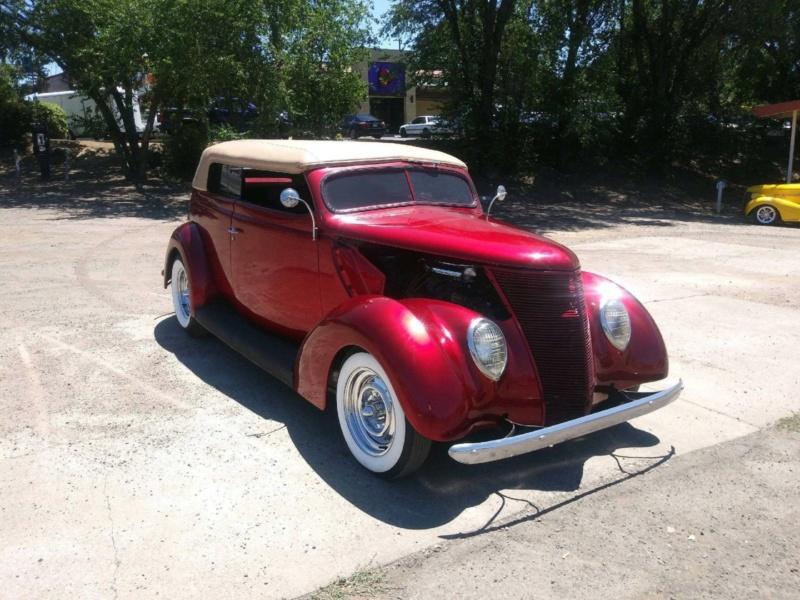 Ford 1935 - 38 custom & mild custom - Page 5 817