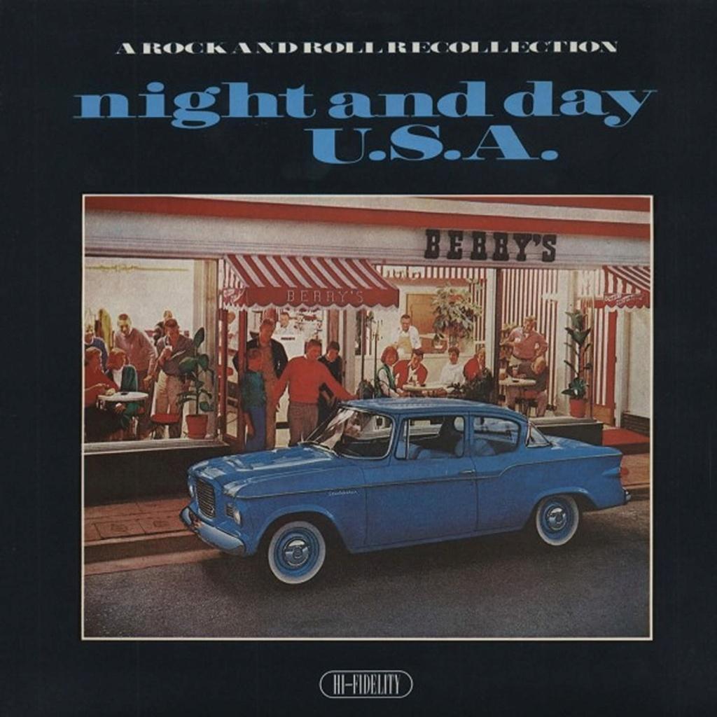 Records with car or motorbike on the sleeve - Disques avec une moto ou une voiture sur la pochette - Page 11 8175d-10