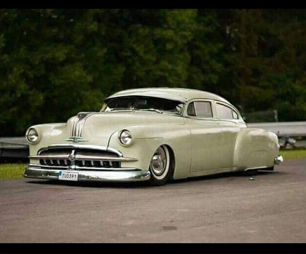 Pontiac 1949 - 54 custom & mild custom - Page 4 82274010