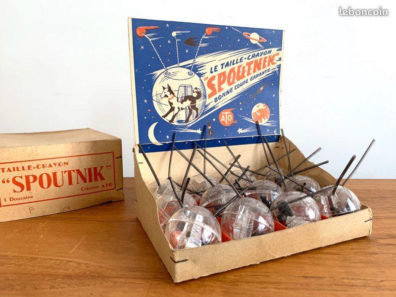 Spunik - Spoutnik - satellite, space age, design & style 82a94710