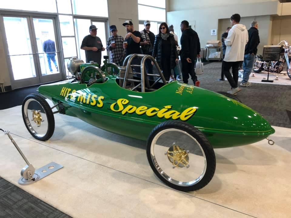 Grand National Roadster Show GNRS - 01 - Janvier 2020 83327010