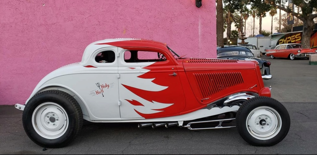 Traditional hot rods to 40s, 50s and 60s 83332110