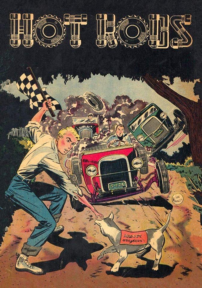 Hot Rod Comics - Hot Rod & Bandes dessinées 83741610