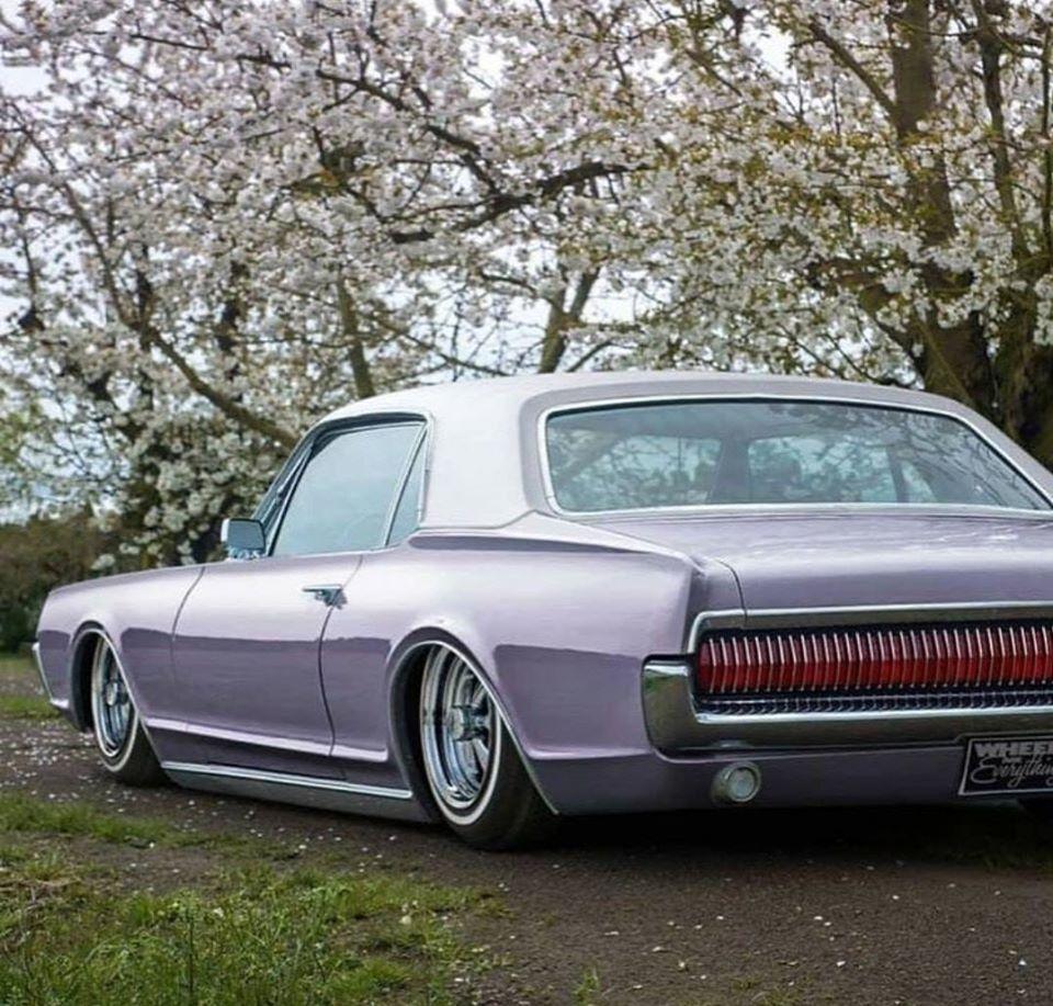 Ford & Mercury 1965- 67 custom & mild custom 83872310