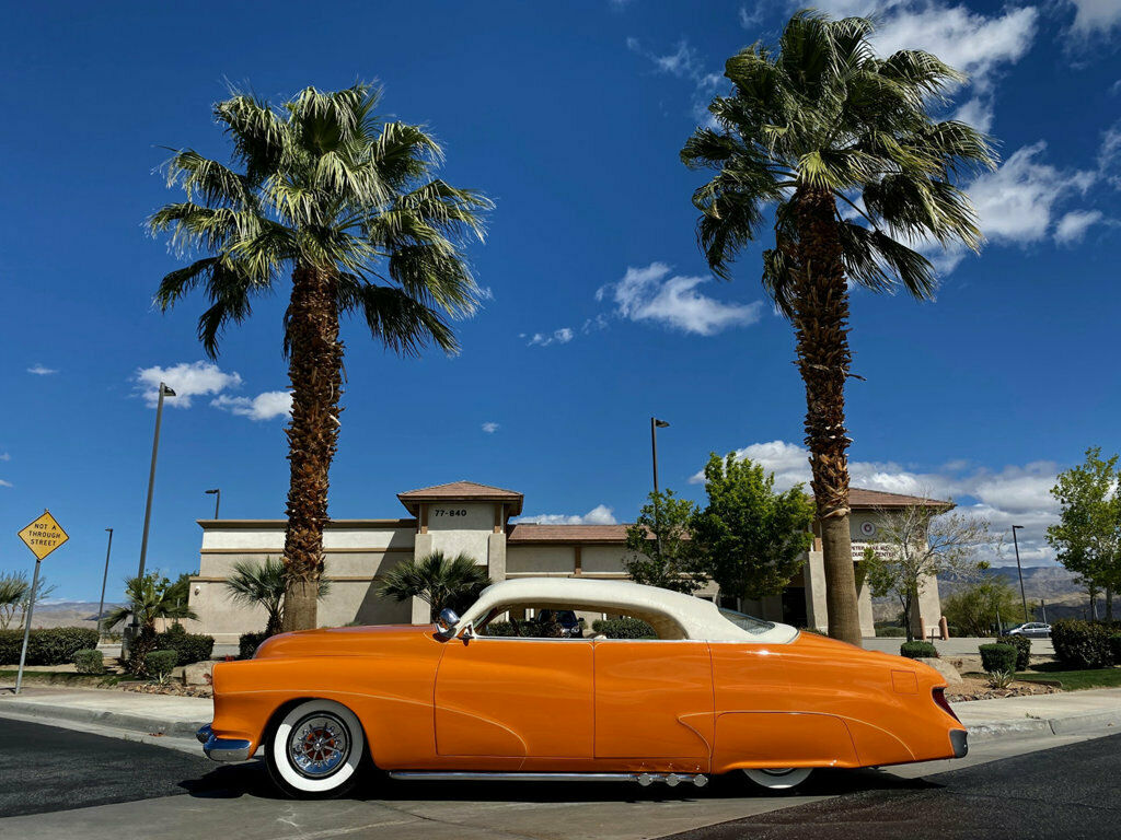 "1951 Mercury Custom Sedan BUILT BY HALL OF FAME KUSTOMIZER FRANK DE ROSA  INDUSTRY KNOWN AS ""MERCURY 4"" 839"